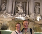 52 Rome, Trevi Fountain